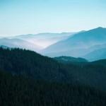 Peisaj din Parcul Național Călimani