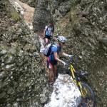 Mountain-Biking prin valea râului Neagra Broșteni