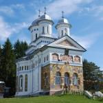 Biserica din Panaci (vedere exterioară)