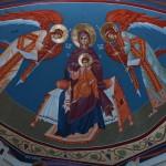 Pictură interioară (Mănăstirea Catrinari)