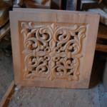 Sculptură în lemn