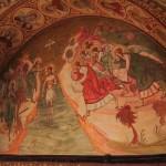 Pictura interioară (Biserica din Panaci)