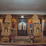 Iconostas (Biserica din Coverca)
