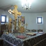 Altar (Biserica din Coverca)