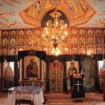 Iconostas (Biserica din Glodu)