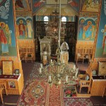 Interior (Biserica din Drăgoiasa)